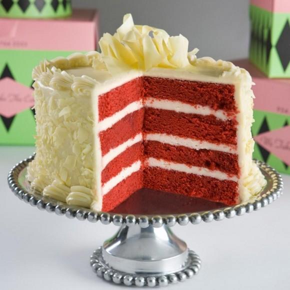 #7 Red Velvet Cake