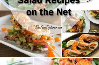 Top 50 Best Grilled Prawn Salad Recipes on the Net