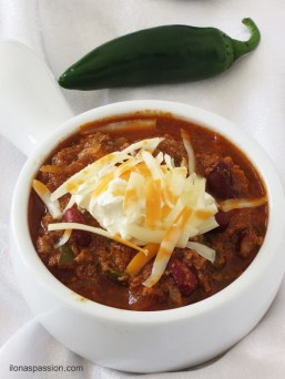 Crock Pot Chili recipe