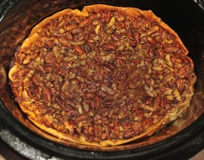 Crock Pot Pecan Pie recipe