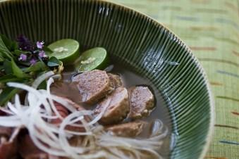 Crock Pot Pho (Vietnamese Beef Noodle Soup) recipe