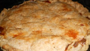 Crock Pot Pie recipe