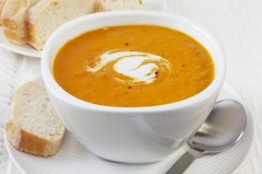 Crock Pot Pumpkin Soup recipe