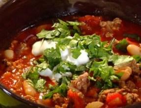Crockpot Chili recipe