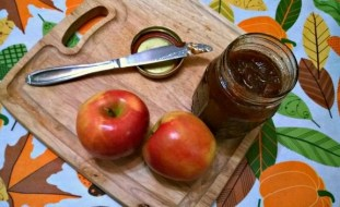 Easy CrockPot Apple Butter recipe