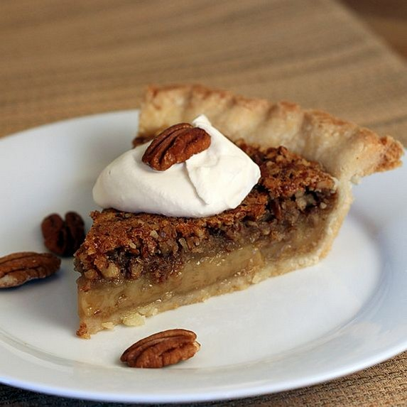 Grandma's Pecan Pie by The Yummy Life