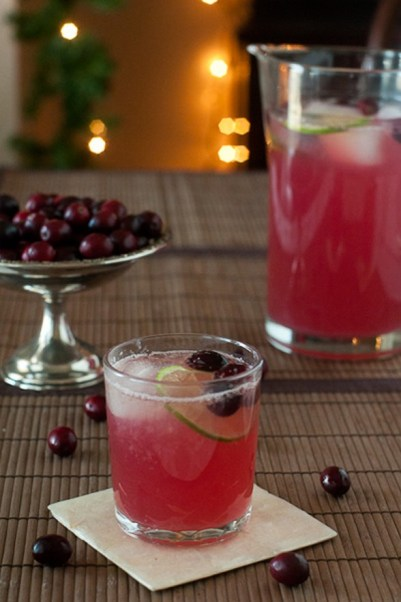 Christmas Punch from Sweet Treats