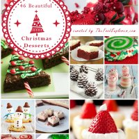 The Most Beautiful (and Easy) 46 Christmas Desserts on the Net