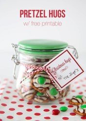 Rolo and Hug Pretzels by I Heart Naptime