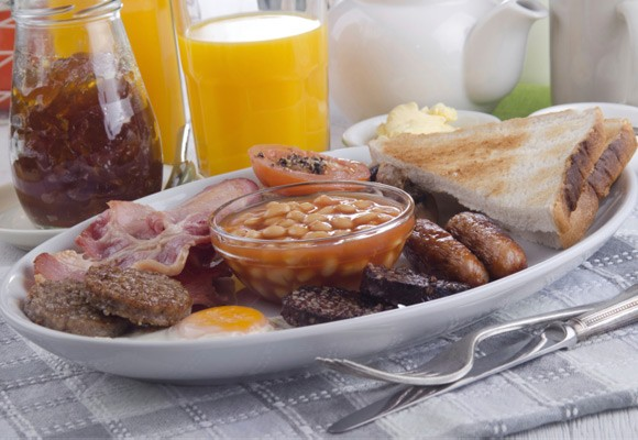 The 12 Best Foods on the Planet: 1. Full Irish Breakfast (Ireland)