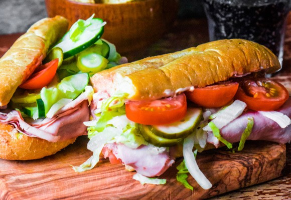 The 12 Best Foods on the Planet: 6. Hoagie (Philadelphia)
