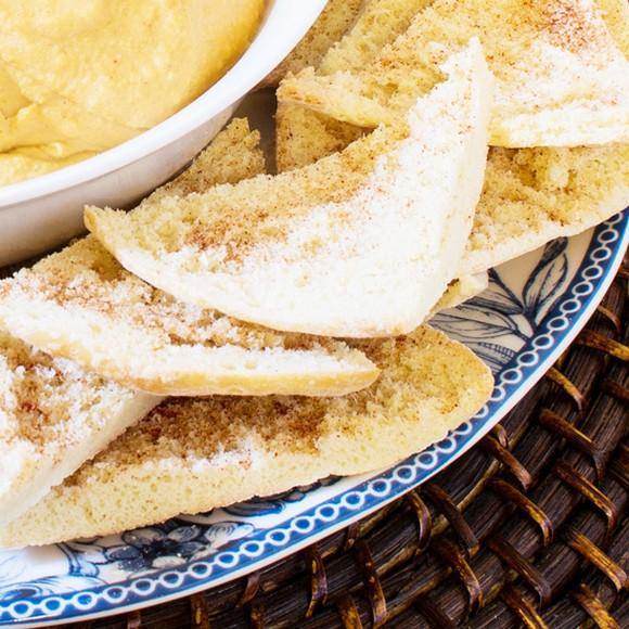 Easy Pita Chips