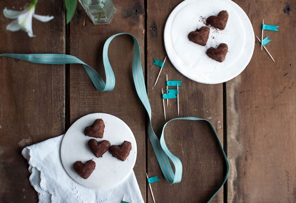 Handmade Fruit-Filled Chocolates