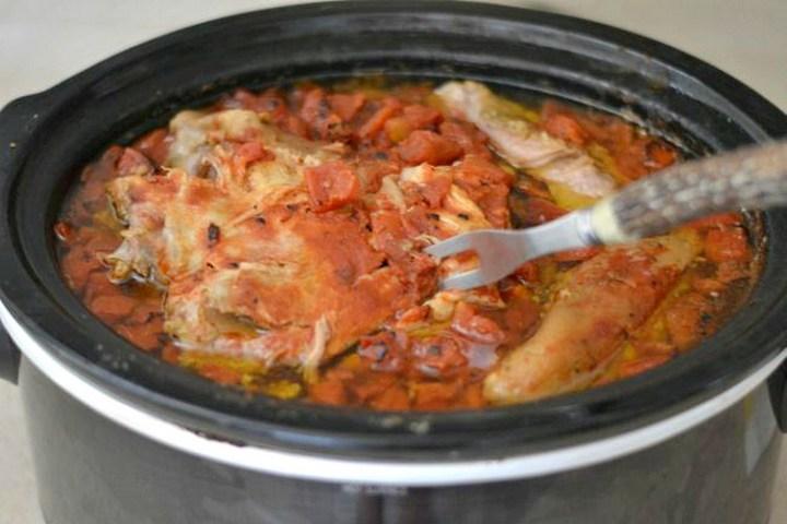 Crock Pot Cuban Pulled Pork