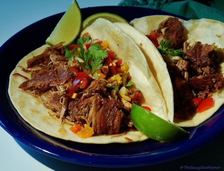 Slow Cooker Carnitas Pork
