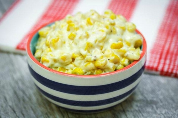 Slow Cooker Cream Corn