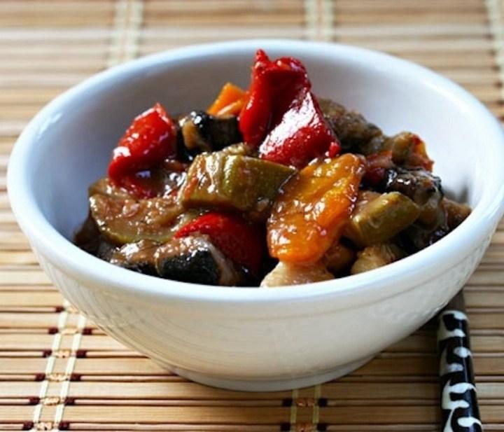 Vegan & Gluten-Free Slow Cooker Ratatouille