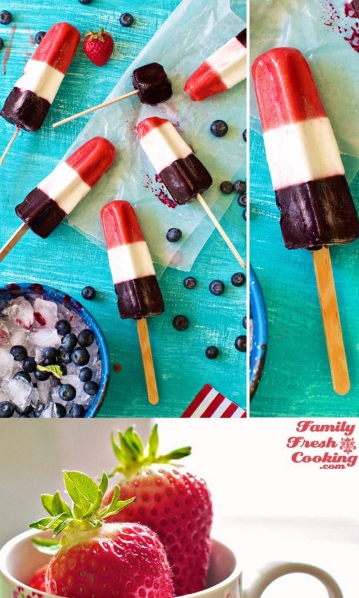 Berry Bliss Rocket Pops