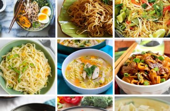 23 delicious noodle recipes