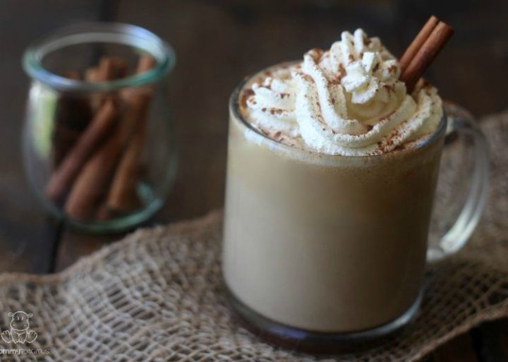 Pumpkin Spice Latte Recipe