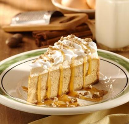 Busch Gardens Pumpkin Cheesecake Recipe