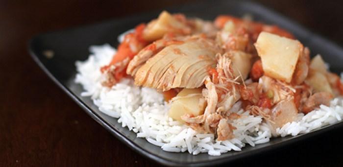 Ugly Chicken Dinner