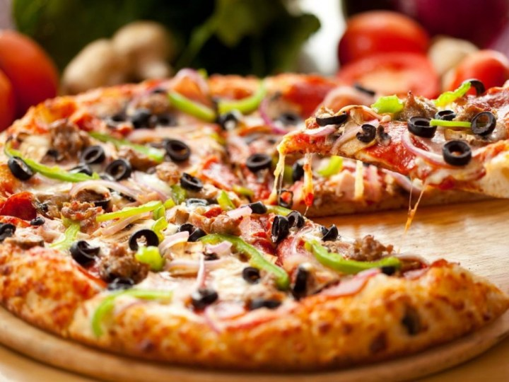 November 12: National Pizza With Everything Day (Except Anchovies)