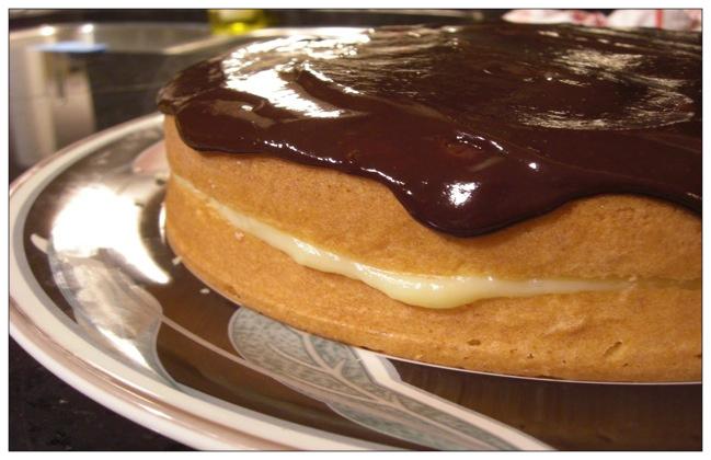 November 27: National Bavarian Cream Pie Day