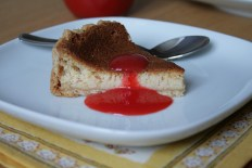 Light Ricotta Cheesecake recipe (196 calories)