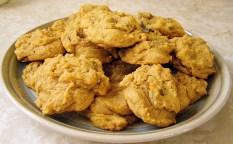 Pumpkin Chocolate Chip Cookies recipe (162 calories)