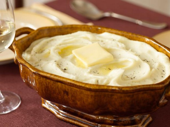 Tyler Florence's Mashed Potatoes Recipe