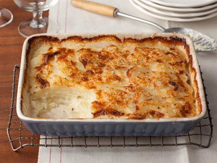 Tyler's Scalloped Potato Gratin Recipe