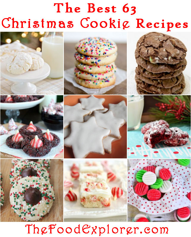 The Best 63 Christmas Cookies to Try These Holidays