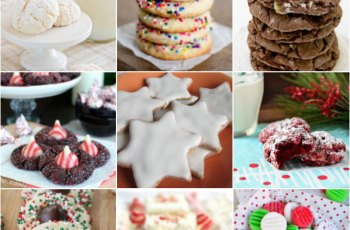 The best Christmas cookie recipes 2015