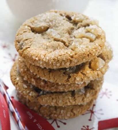 Ginger Snaps Cookies recipe