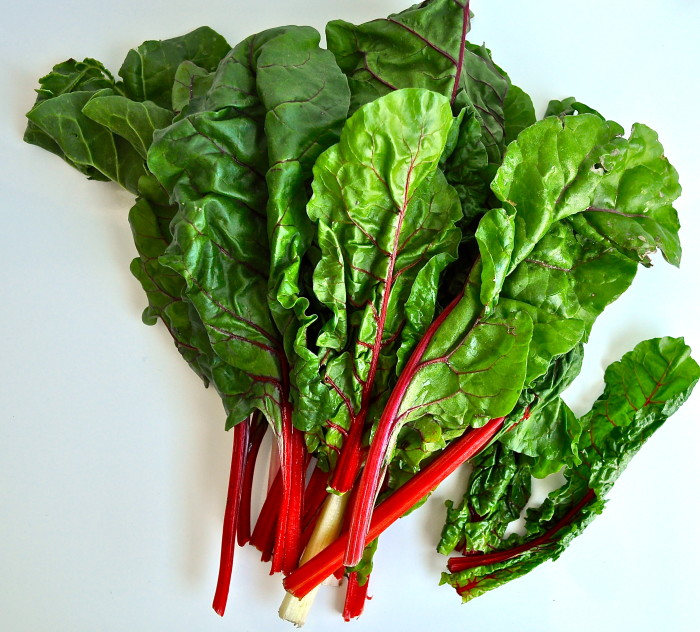 Top 15 Healthiest Vegetables On Earth - 9 Swiss chard