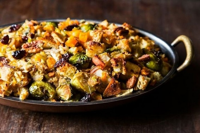 butternut-squash-brussels-sprouts-and-bread-stuffing-with-apples-recipe-from-food52