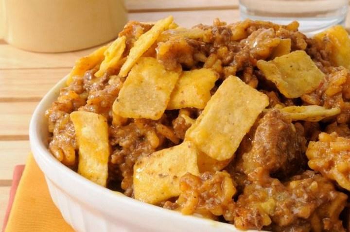 Frito Taco Casserole Recipe