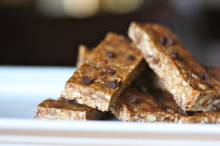 http://againstallgrain.com/2012/02/10/dark-chocolate-peanut-butter-granola-bars/