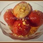 Easy milk powder gulab jamun recipe