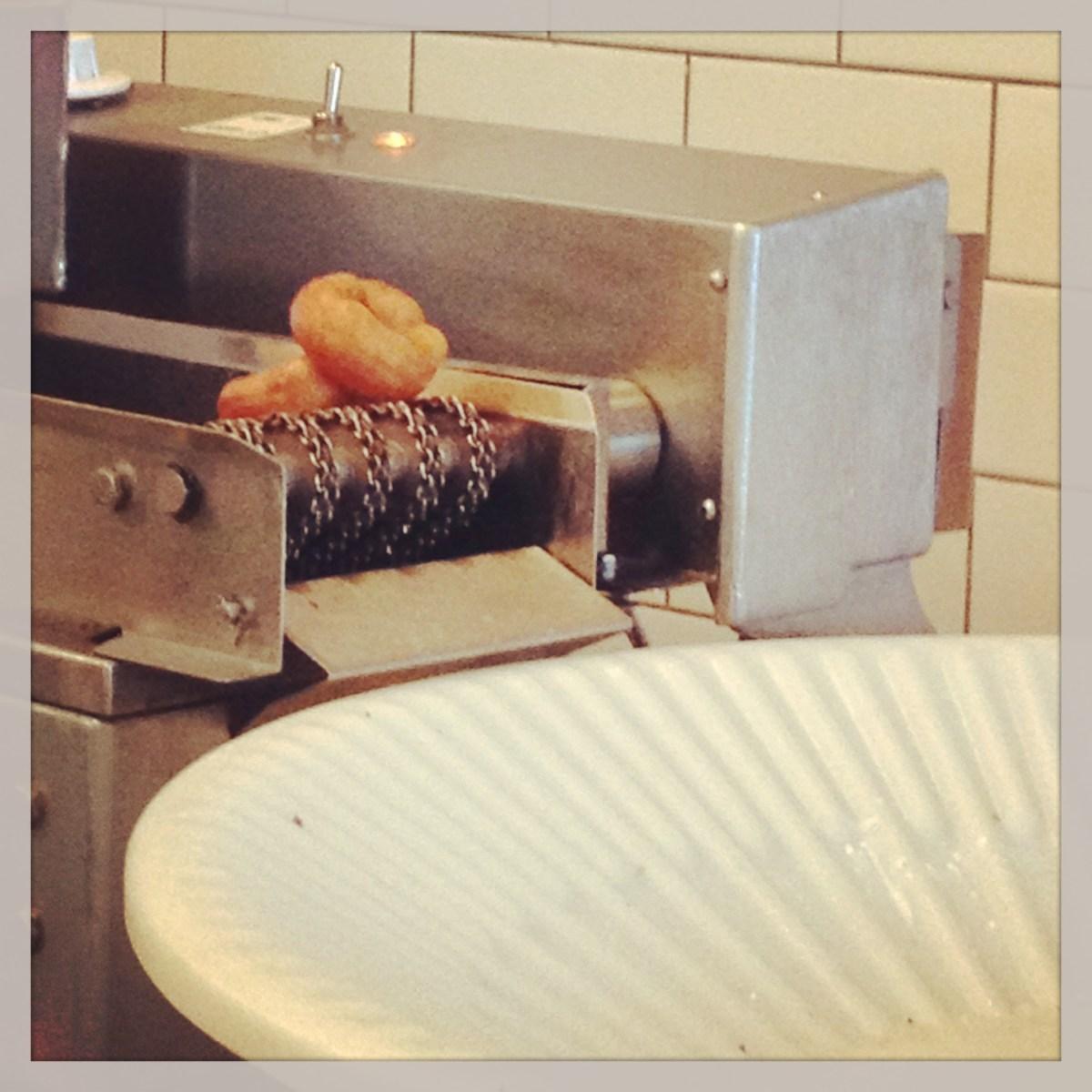 Donut Conveyor Belt