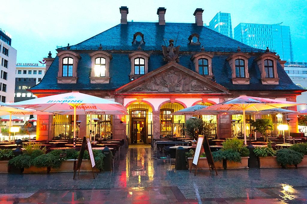 Hauptwache Cafe Frankfurt