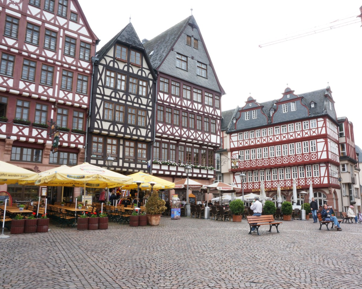 24 Hours in Frankfurt