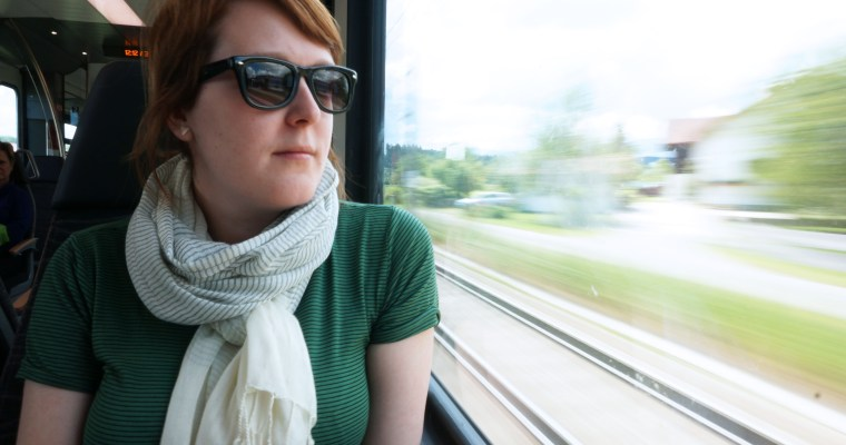 How to survive an overnight train ride through Italy