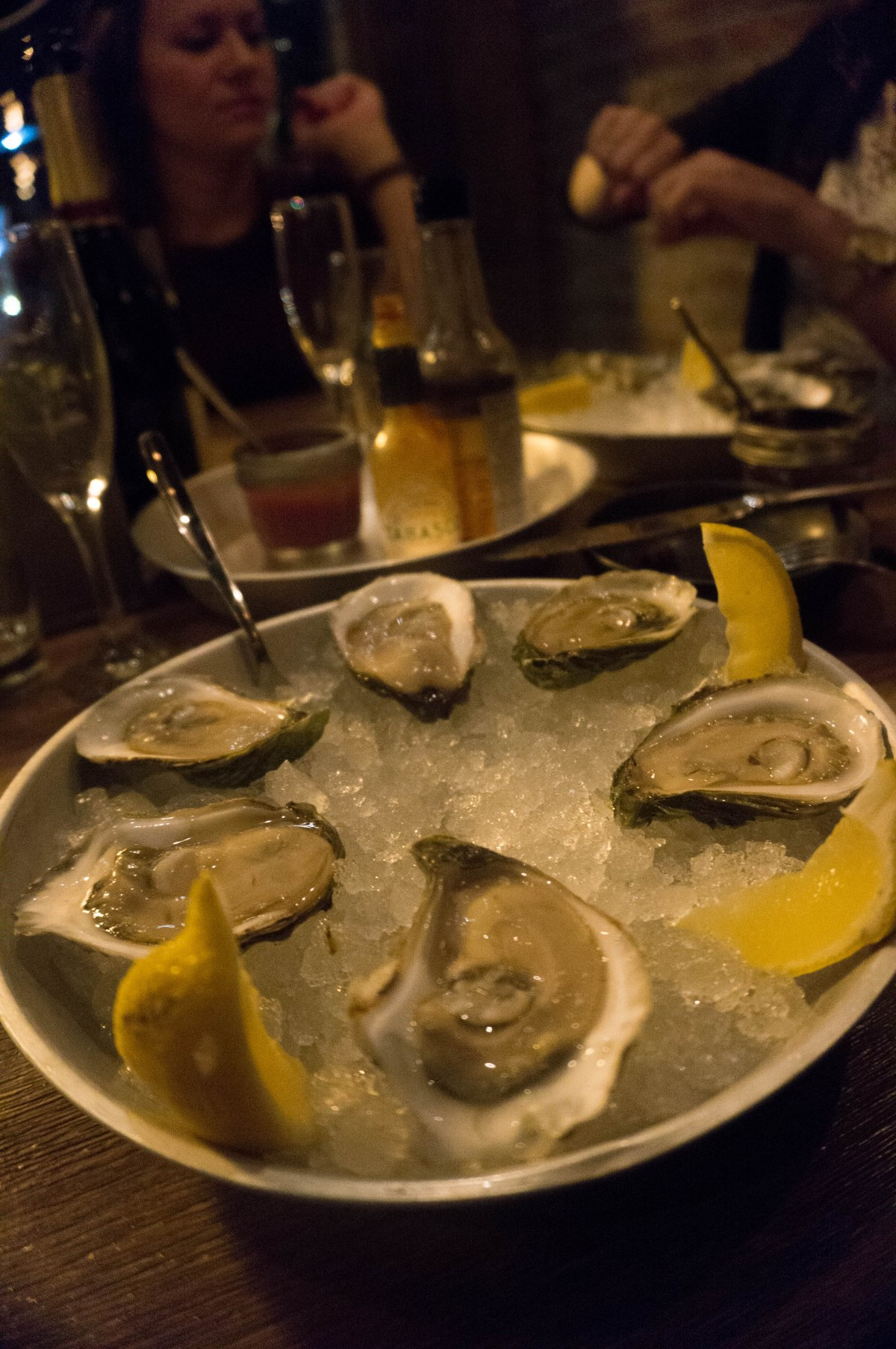 oysters.adelaid oyster house