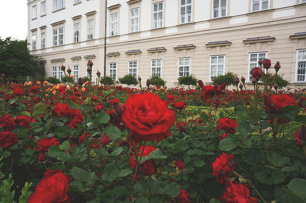 Salzburg Mirabell Palace