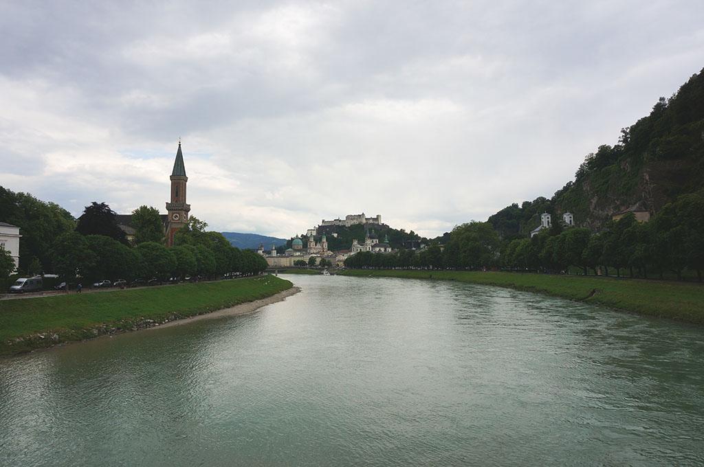 Salzburg river