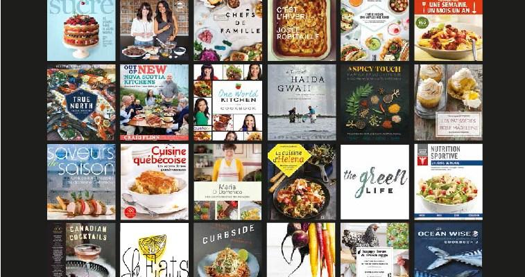 Taste Canada Awards Gala and new culinary book bucket list