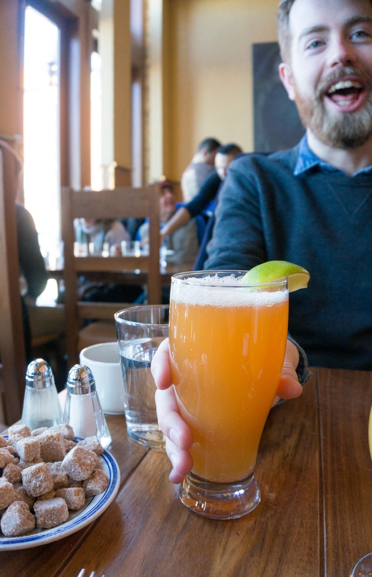 72 Hours in Chicago beers at The Publican