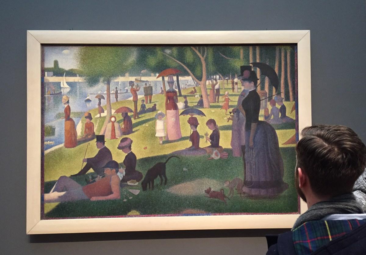 72 Hours in Chicago Art Institute